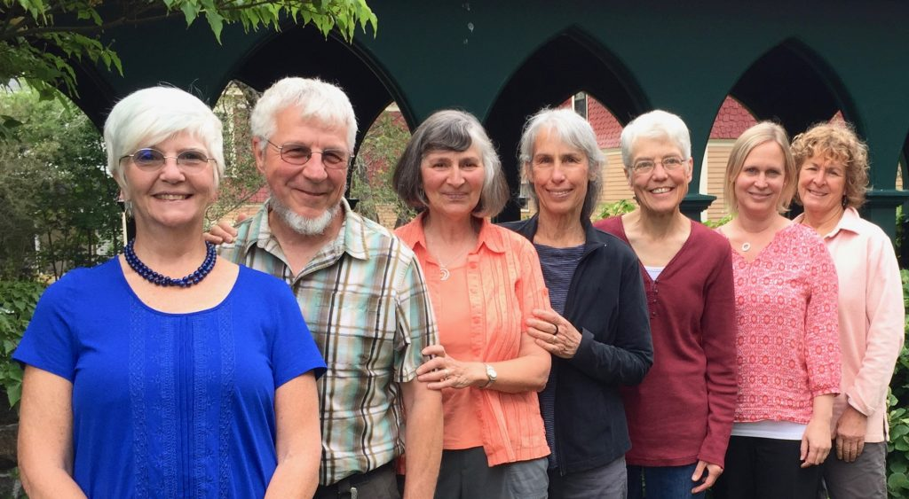 Board of Directors; Roberta Raymond, Enoch Albert, Sharon Knopp, and 4 more